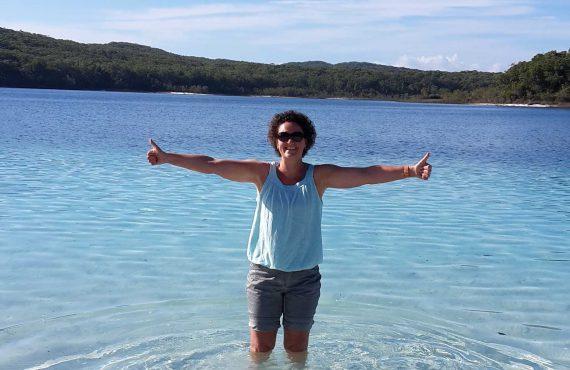 Fraser Island.uitsnede