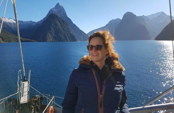 Milford Sound NZ.Mariette