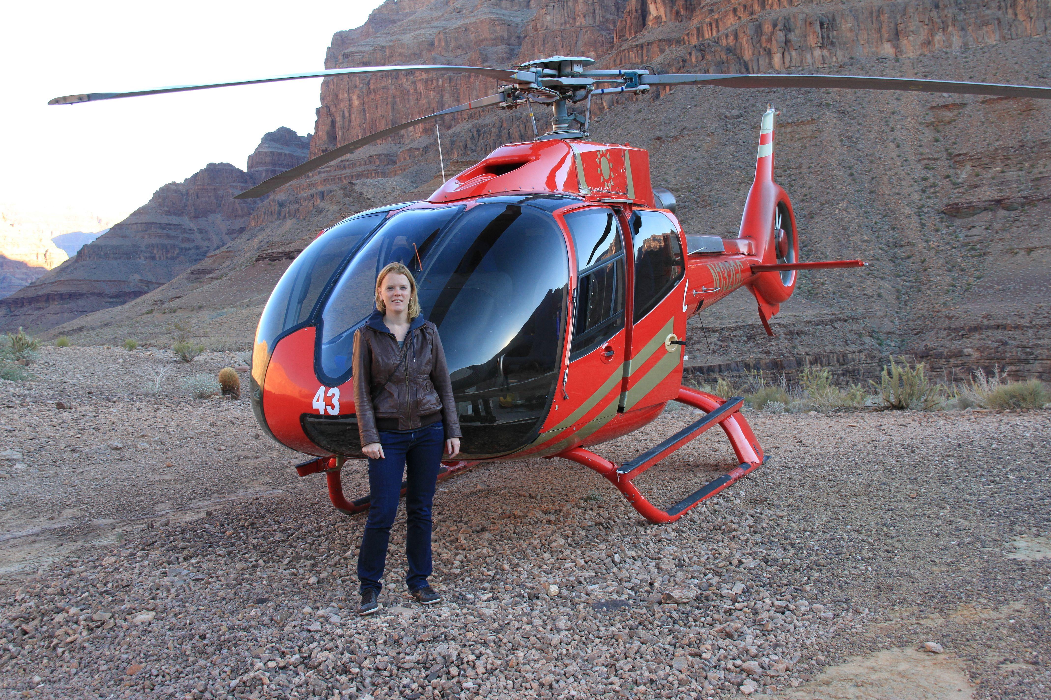 TT - Helikopter Saskia