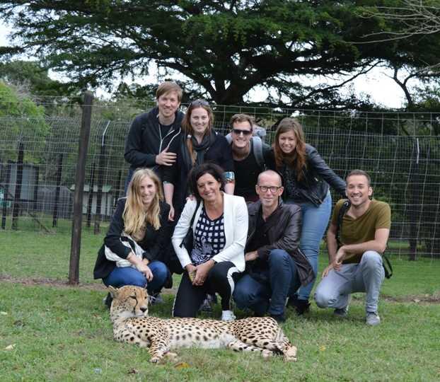 Familie van Brandenburg ZAF