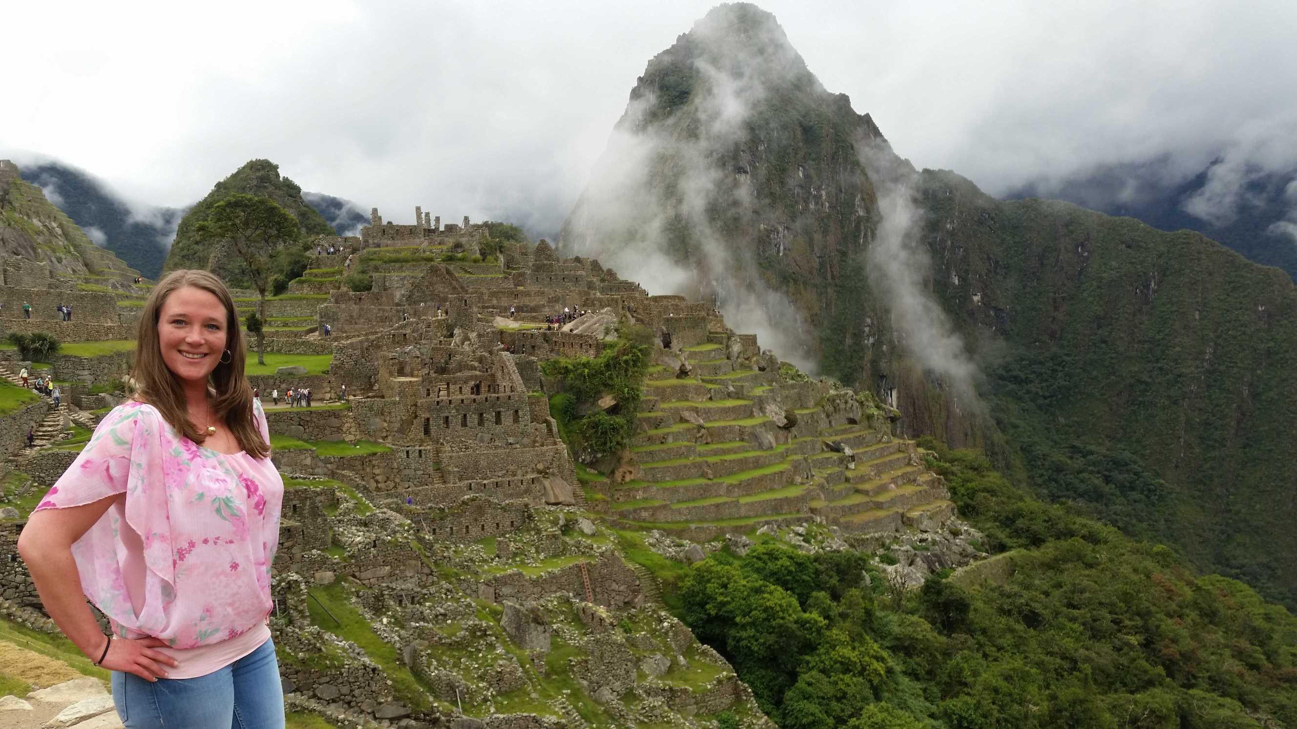Sabine in Peru