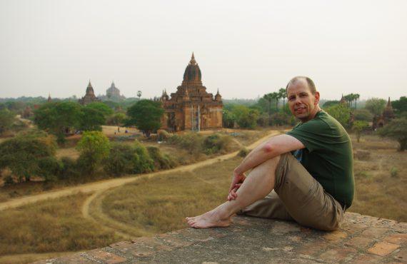 Ruud in Myanmar