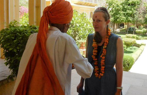 Esther in India