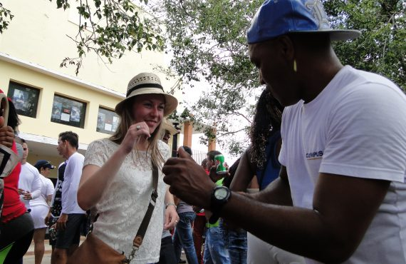 Salsa dansen Trinidad - Dag vd Arbeid